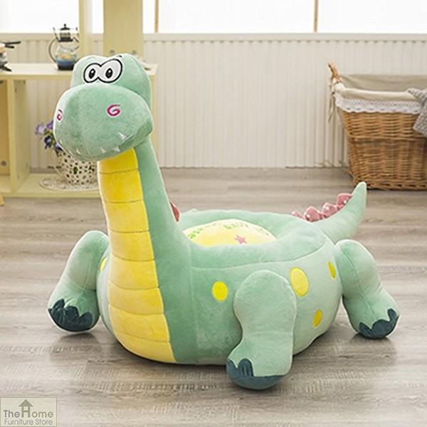 Plush Dinosaur Riding Chair  The Home Furniture Store