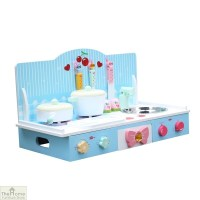 Country Wooden Table Top Toy Kitchen | The Home Furniture ...