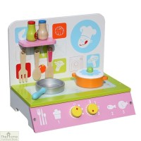 Chefs Wooden Table Top Toy Kitchen | The Home Furniture Store