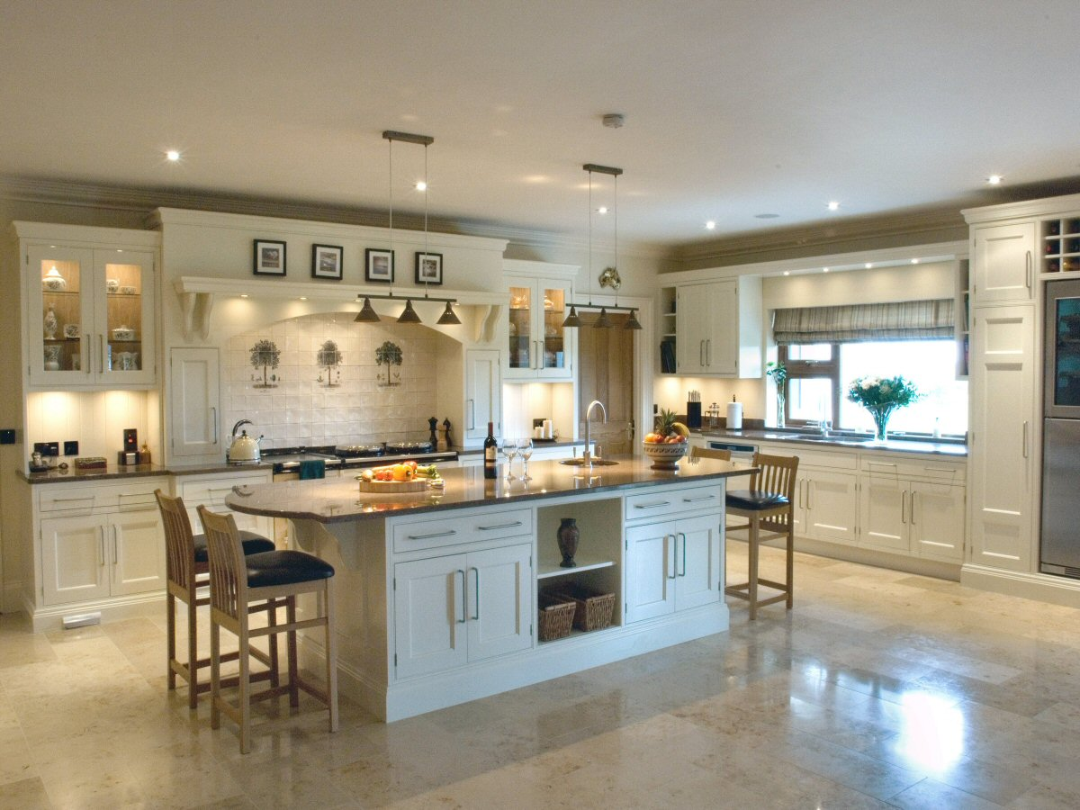 wood flooring for kitchen track lighting ideas hardwood first or cabinets the big renovation dilemma