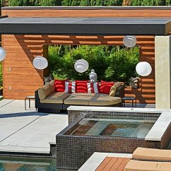 Outdoor Kitchen Patio Ideas Mixer Aid 14个新鲜有趣的露台想法 激励你今夏 在规划露台设计时 注意照明非常重要 图片 创意环境