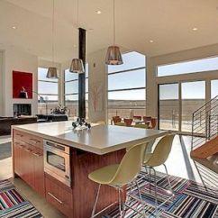 Coastal Kitchen Rugs Ceiling Fans With Lights 厨房地板理念和材料的终极指南 地毯厨房地板