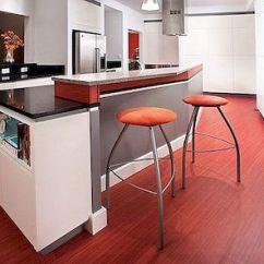 Kitchen Vinyl Flooring Dishes 厨房地板理念和材料的终极指南 乙烯基厨房地板