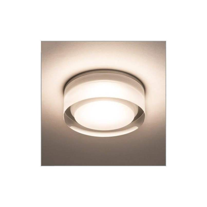 Glass flush ceiling lights uk theteenline astro vancouver 90 round glass flush bathroom ceiling light 5697 mozeypictures Gallery