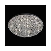 Flush Crystal Ceiling Lights Uk  Shelly Lighting