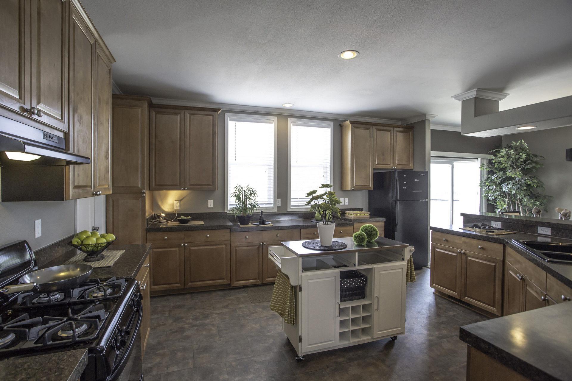Karsten Albuquerque 3 Bedroom Manufactured Home K3070A