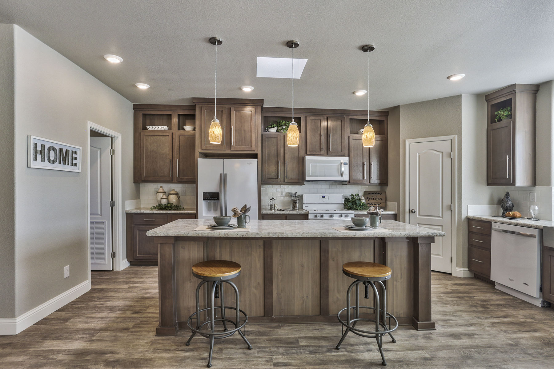 Champion Arizona 3 Bedroom Manufactured Home Skyland for