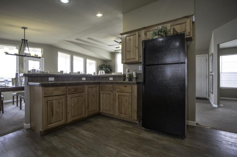 Palm Harbor AlbanyOR 2 Bedroom Manufactured Home Metolius Cabin for 76900  Model N4P256K2