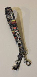 Star Wars Leash from December Pet Treater Box - The Homespun Chics