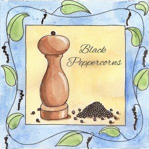 The Medicinal Benefits of Black Peppercorns