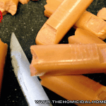 Step Two | Finger Food (Zombie Style or Freshly Severed) | The Homicidal Homemaker