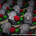 Viscera Film Festival | The Homicidal Homemaker Cupcakes