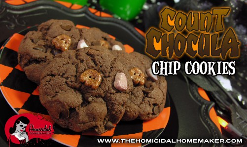 Count Chocula Chip Cookies