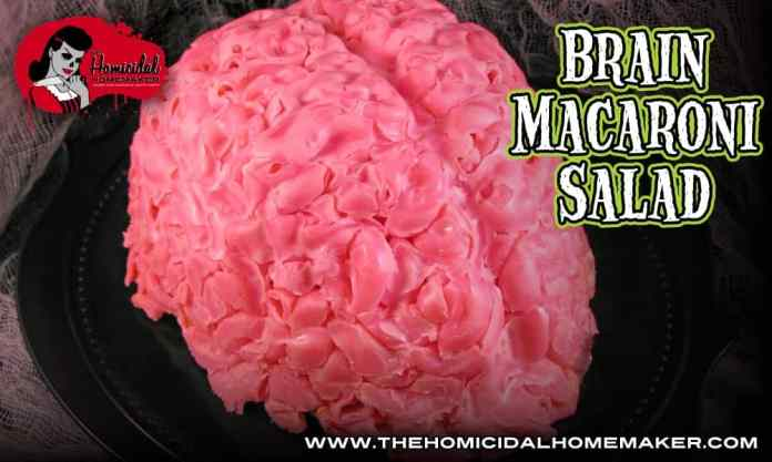 Brain Macaroni Salad (Original Version)