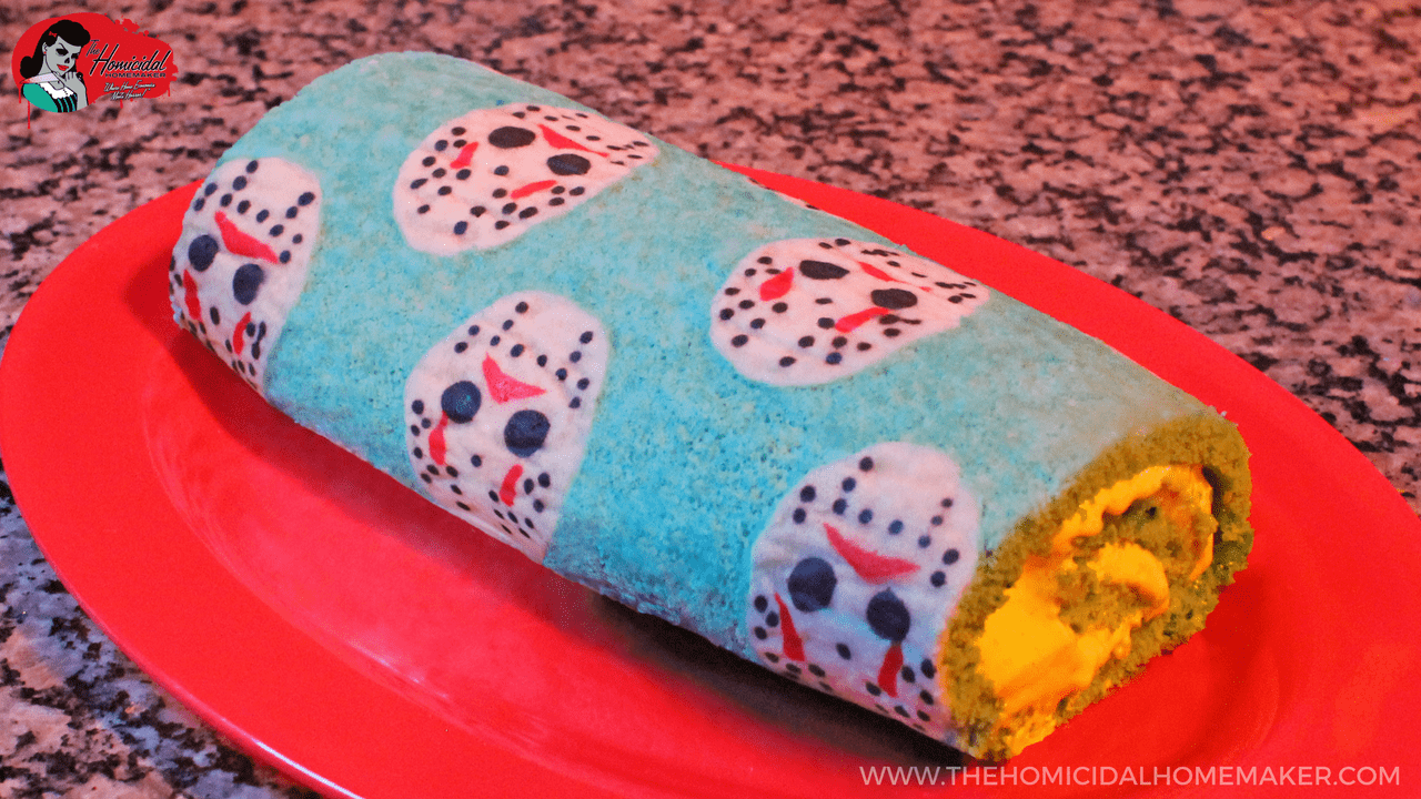 Friday the 13th Camp Crystal Cake