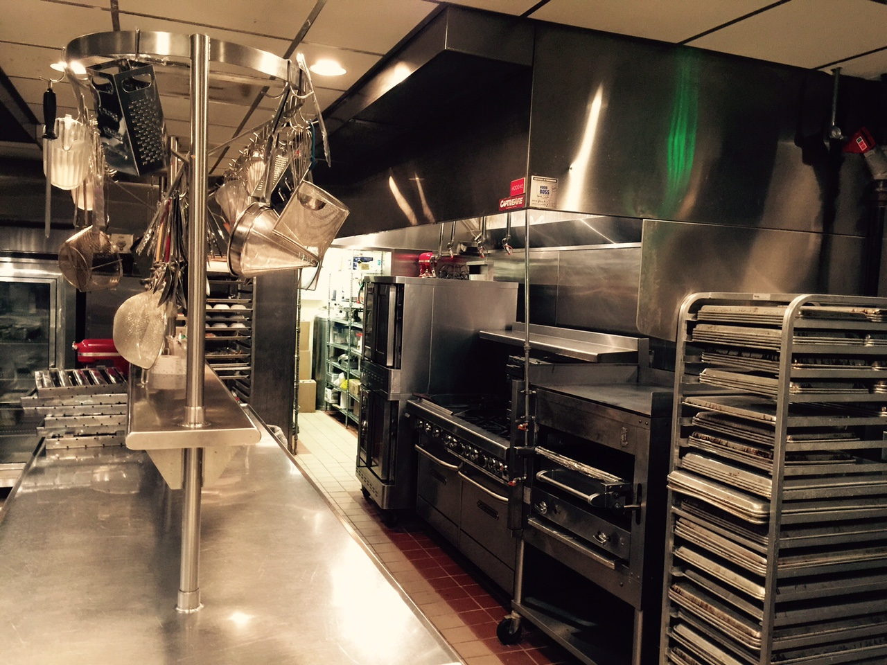 kitchen exhaust systems range hoods importance of cleaning system baffle