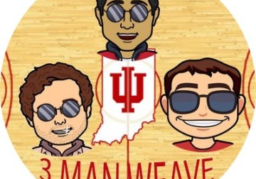 The 3 Man Weave Podcast: Ep. 8