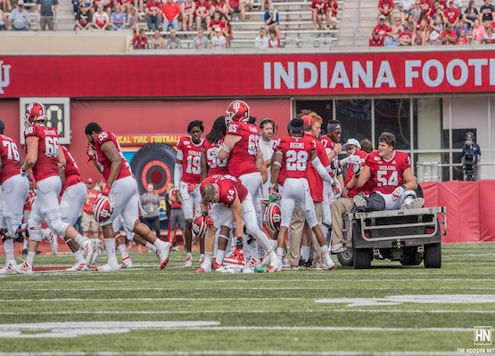 IU closes nonconference slate with 38-3 win over UConn, loses Coy Cronk