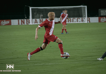 Indiana-Kentucky draw shows parity across college soccer