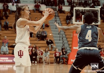 IU women roll past Purdue behind impressive defensive performance