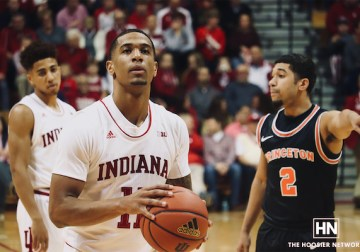 Resilient IU overcomes rough start behind Devonte Green's scoring
