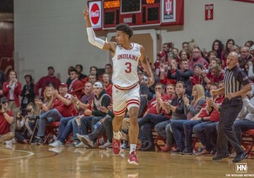 Juniors Al Durham, Justin Smith lead the way in Indiana's first game