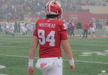 Haydon Whitehead always wanted to play football. Just not American football.