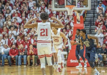 Uncertainty looms for Indiana basketball, but depth and star power are definite