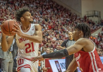 Despite rough history in event, Indiana has a massive chance to bolster resume at Big Ten Tournament