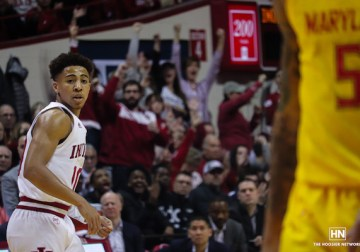 A barometer for Indiana's success: The importance of a veteran Rob Phinisee
