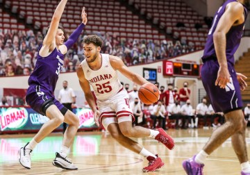 Similar struggles yet again plague Indiana in loss to Northwestern