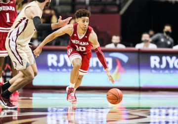 Indiana falls in the final seconds at No. 20 Florida State