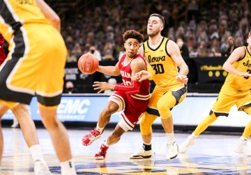 Indiana 81, Iowa 69: Archie Miller wanted better defense. He got his wish on Thursday night.