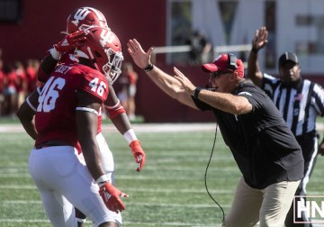 'I couldn't pass up that opportunity': Trio of Power Five transfers eager to play for Tom Allen