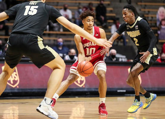 Purdue's continual dominance over Indiana showcases how far Indiana's season has fallen