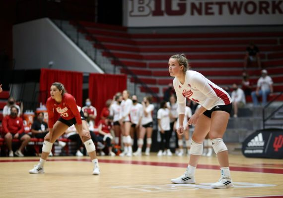Indiana volleyball has been 'snakebit' in the moments approaching Big Ten play