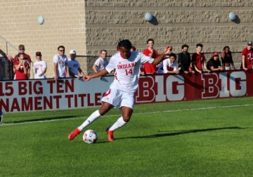 Indiana 'starting to find its stride' at the right time with shutout win over Ohio State