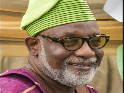Akeredolu's Town Hall Meetings