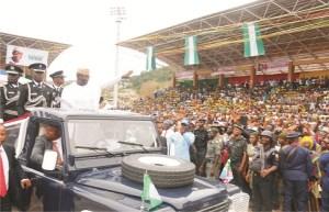 Let us rebuild Ekiti again- Fayemi