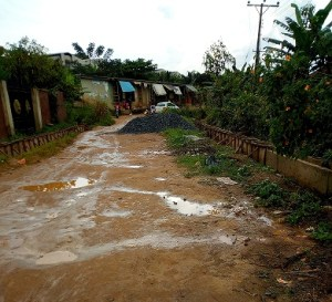 Italuogho rejoices over roadcompletion