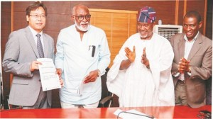 Ondo MoUs: The what, who and why