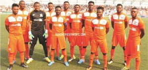 ODSG sacks Sunshine Stars' technical crew, players
