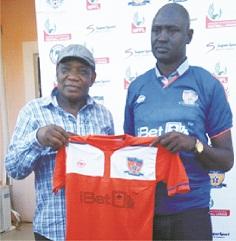 New dawn as Sunshine Stars unveil Coach