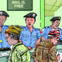 Is bail free?