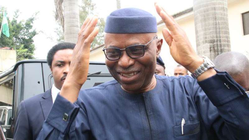 Mimiko grilled at campaign ground