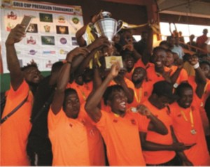 Gold Cup 2018 Tourney : Sunshine Stars crowned champions