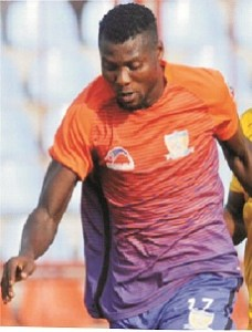 Alimi's emotional farewell message to Sunshine Stars