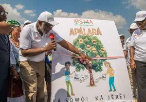 Apalara beneficiaries hail govt