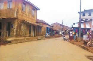 Isua: Where adultery is forbidden