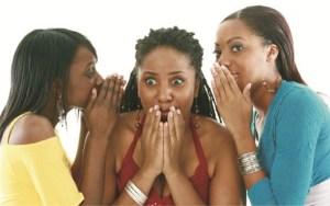 Do you gossip?